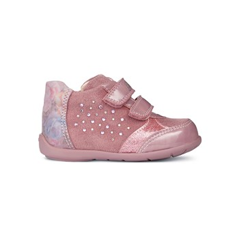 Geox - Kaytan - Baskets montantes - rose