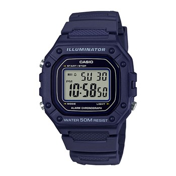 Casio - illuminator - Montre digitale - bleu