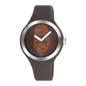 Disney - Montre analogique - marron
