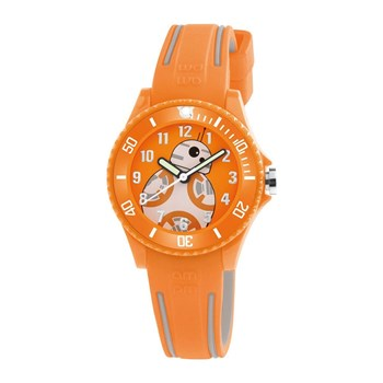 Disney - Montre analogique - orange