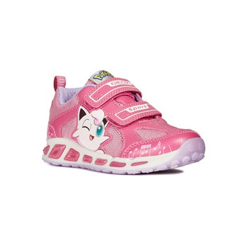 Geox - J Shuttle D - Baskets - rose