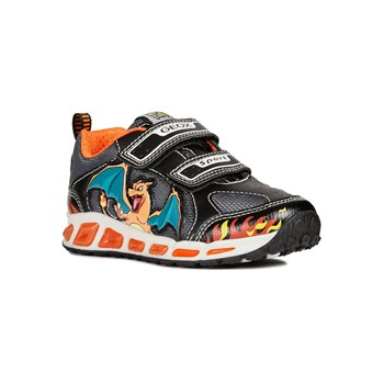 Geox - J Shuttle C - Baskets - noir