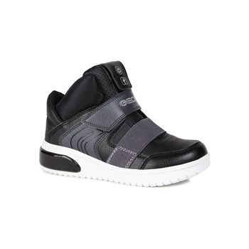 Geox - Xled - Sneakers alte - nero