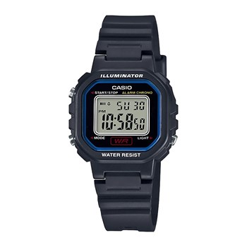 Casio - illuminator - Montre digitale - noir