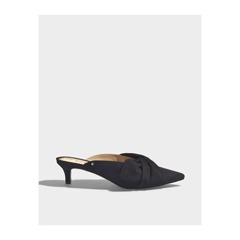 Sam Edelman - Laney - Mules pointues en cuir - noir