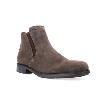 Geox - Dublin - Bottines - donkerbruin