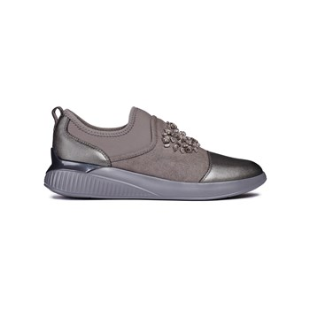 Geox - Theragon - Baskets - gris