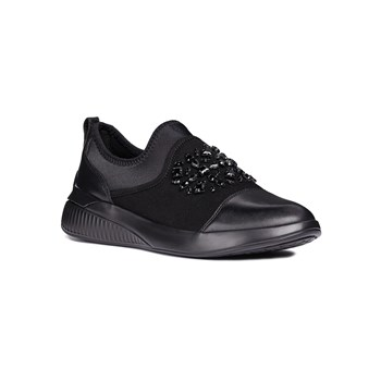 Geox - Theragon - Zapatos estilo Richelieu - negro