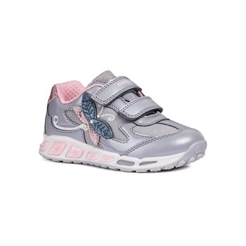 Geox - Shuttle - Zapatillas - gris