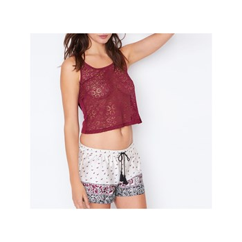 Etam Lingerie - Melo - Top - bordeaux