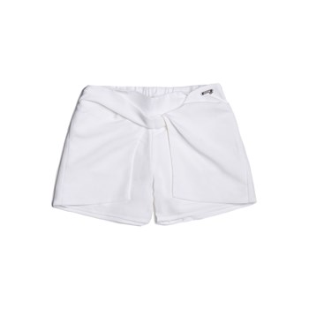 Guess Kids - Short avec noeud - blanc