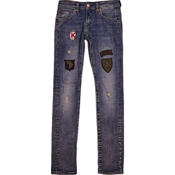 Kaporal - Datch - Jeans regular - jeansblau