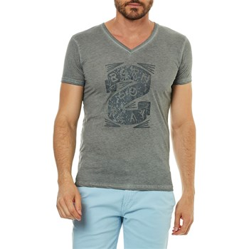 Hope N Life - Player - T-shirt manches courtes - gris