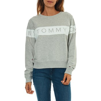 Tommy Jeans - Sweat-shirt - gris clair