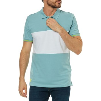 Jack & Jones - Jcoloop - Polo manches courtes - celeste
