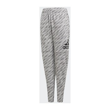 adidas Performance - YB Logo - Joggingbroek - heide