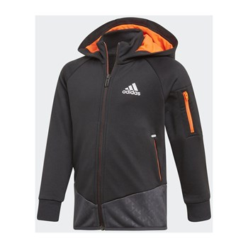 Adidas Performance - LB FB Tracktop - Sweat à capuche - noir