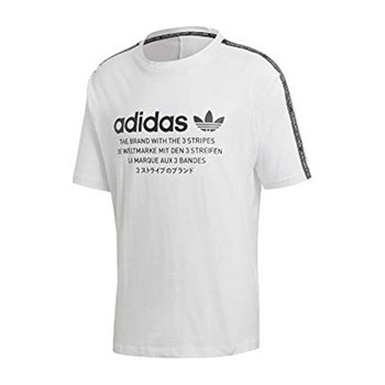 Adidas Originals - NMD Tee - T-shirt manches courtes - blanc