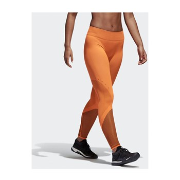 adidas Performance - Warp Knit Tight - Legging - oranje