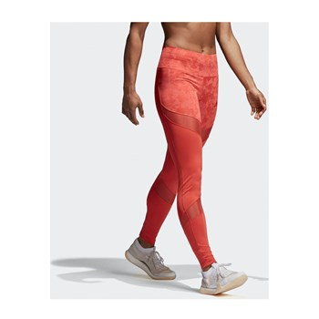adidas Performance - ULT HR CS L - Legging - ecarlate
