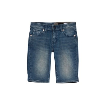 Volcom - Short - denim bleu