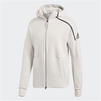 adidas Performance - ZNE Hoody 2 - Sweater met capuchon - parel