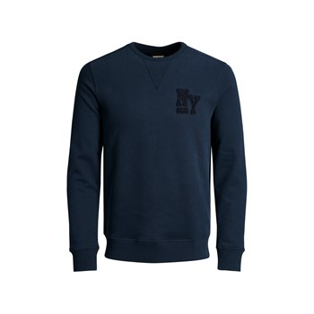 Jack & Jones - Felpa - blu scuro
