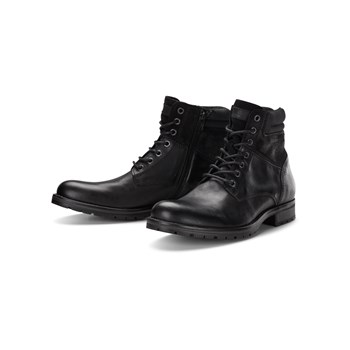 Jack & Jones - Bottines - zwart