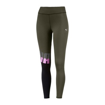 Puma - All Me - Leggings - grün