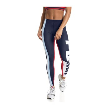 Puma - Ambition tight - Leggings - blu