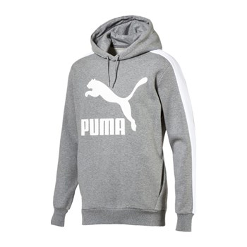 Puma - CL T7 - Sweat à capuche - gris