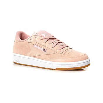 Reebok Classics - Club C 85 - Baskets en cuir - saumon
