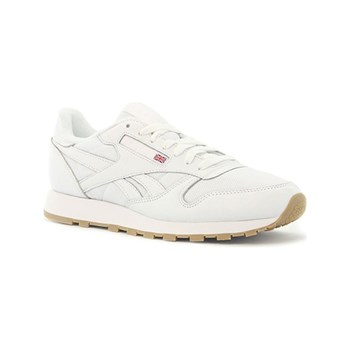 Reebok Classics - CL Leather MU - Sneakers in pelle - bianco