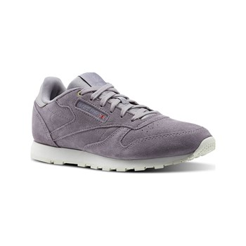 Reebok Classics - CL leather MCC - Baskets en cuir - taupe
