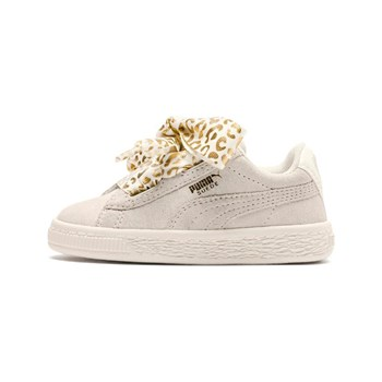 Puma - Inf S Heart Athluxe - Gympen - beige