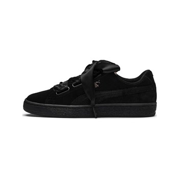 Puma - Suede Heart Artica - Sneakers in pelle - nero