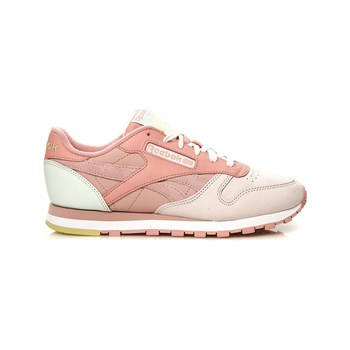 Reebok Classics - Classic Leather PM - Baskets en cuir - rose