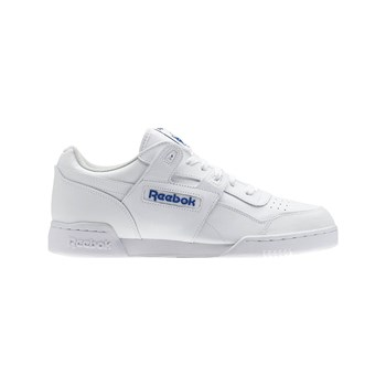 Reebok Classics - Workout Plus - Sneakers en cuir - blanc