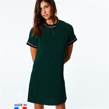 BrandAlley La Collection - Riya - Vestido corto - verde