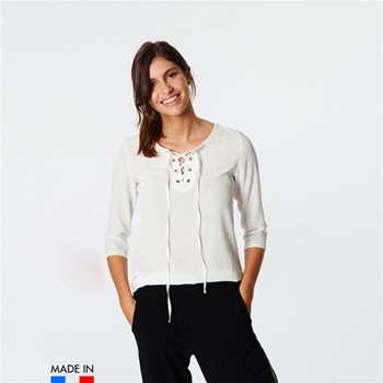 BrandAlley La Collection - Amelie - Blusa - crudo