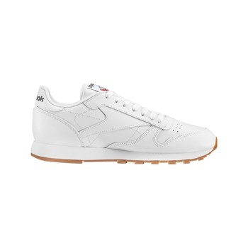 Reebok Classics - Classic Leather - Baskets en cuir - blanc