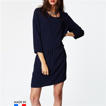 BrandAlley La Collection - Lou - Robe droite - bleu marine