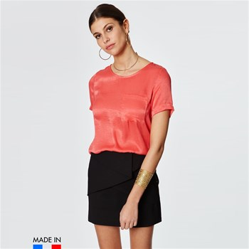 BrandAlley La Collection - Sylvie - Top - coral