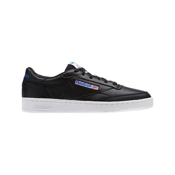 Reebok Classics - Club C 85 SO - Baskets en cuir - noir