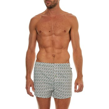 Celio - Short - blanco