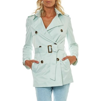 Trench and coat - Trench - bleu ciel