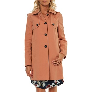Trench and coat - Trench - rose