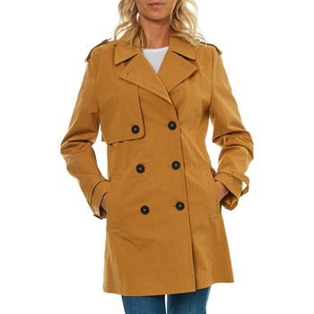 Trench and coat - Trench - moutarde