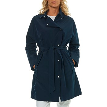 Trench and coat - Trench - marineblauw