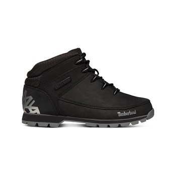 Timberland - Euro Sprint - Sneakers in pelle - nero